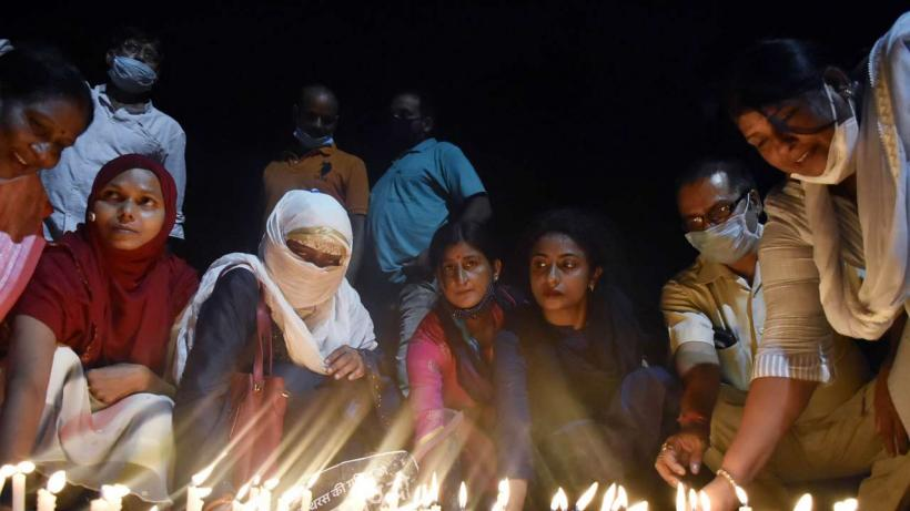 We Don't Know If it Was My Sister's Body, Says Brother of Hathras Gang-rape Victim