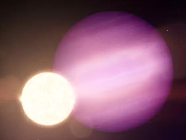 Astronomers Find First Possible Intact Planet Orbiting White Dwarf Star