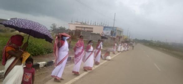 'Adivasis Not Hindus': Protests Demanding Sarna Code Intensify in Jharkhand