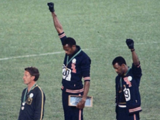 Black Power Salute at the Mexico City Olympics