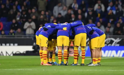 spanish footballers association backs fc barcelona players in pay cut showdown manchester united executive asks for return of fans to stadiums and more football round up newsclick pay cut showdown manchester united