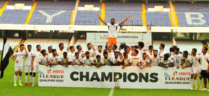 Mohammedan Sporting in I-league