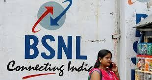 Employees Observe BSNL Foundation Day as Black Day in Protest against 'Systematic Destruction'