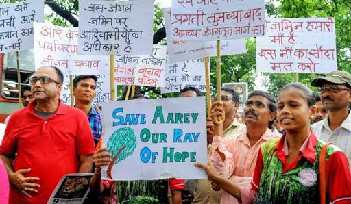 Huge Victory for 'Save Aarey' Movement as Metro Car Shed to be Shifted to Kanjurmarg in Mumbai