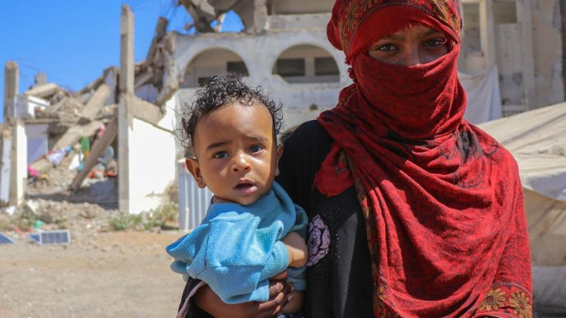 War crimes are being committed in Yemen, says report