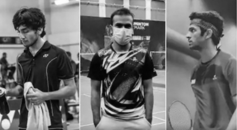 The Indian badminton players who were stuck in Germany