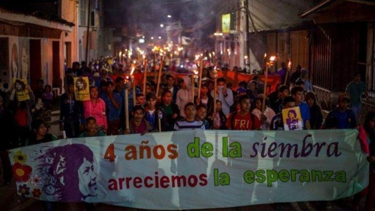 In March 2021, 5 years will have passed since the assassination of Indigenous leader Berta Cáceres in Honduras.