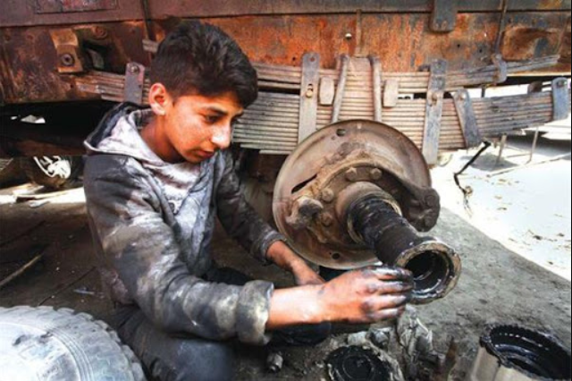 jammu child labour.