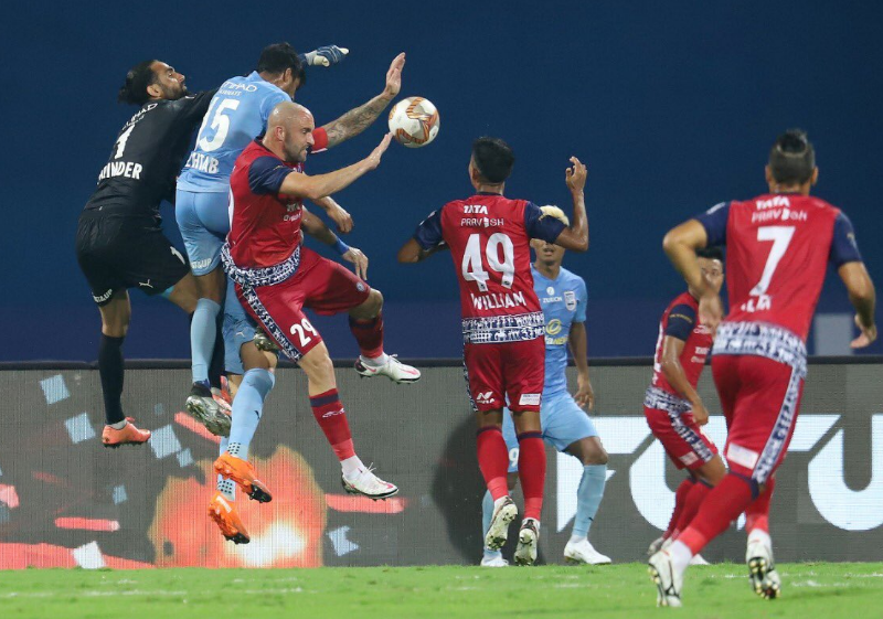 Mumbai City vs Jamshedpur FC