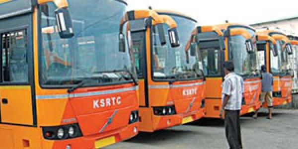 Transport Employees' Strike in Karnataka Enters 2nd Day; Bus Services Hit