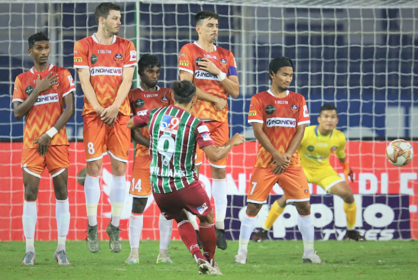 David Williams of ATK Mohun Bagan