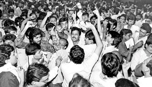 Bombay textile workers' strike of 1982-83