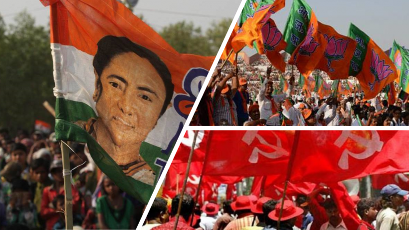 Bengal Elections: How TMC Violence Against Left Opened Doors for BJP