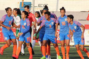Indian women's football team to play friendlies in Uzbekistan
