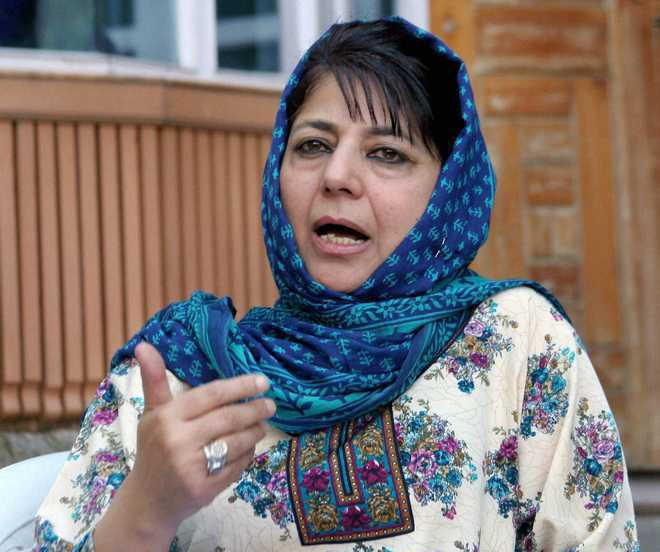 'Nothing to Hide,' Says Former CM Mehbooba Mufti after ED Questioning