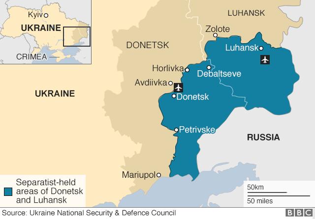 Ukraine: Frozen Conflict is Heating up | NewsClick