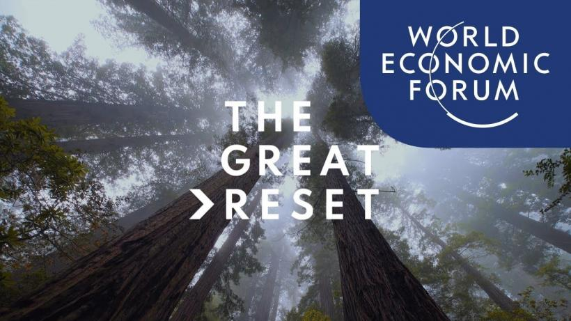 The Great Reset: Davos Playbook for Post-COVID World