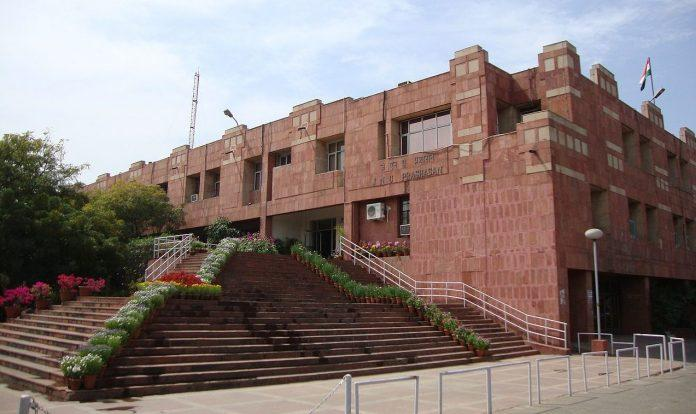 Shirtless Men Paraded Around Women's Hostels in JNU on Holi: Allege Women of JNU