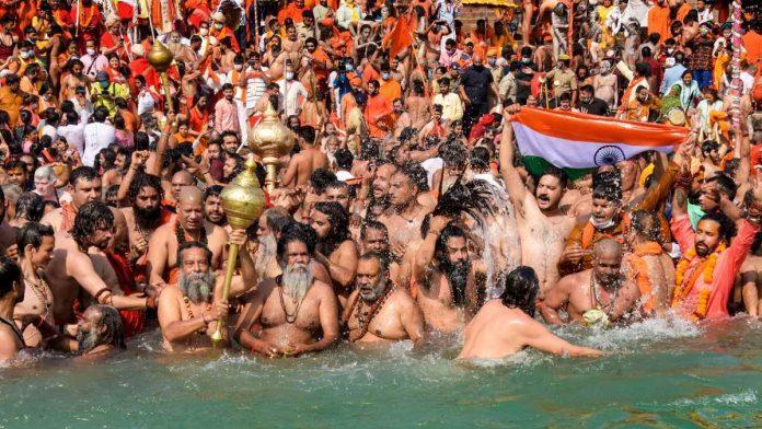 COVID-19: In Madhya Pradesh,12-15% Cases are of  Kumbh Returnees, 3 Hindu Seers Dead