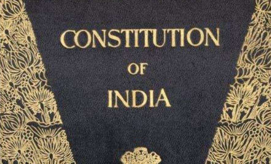Constituion of india