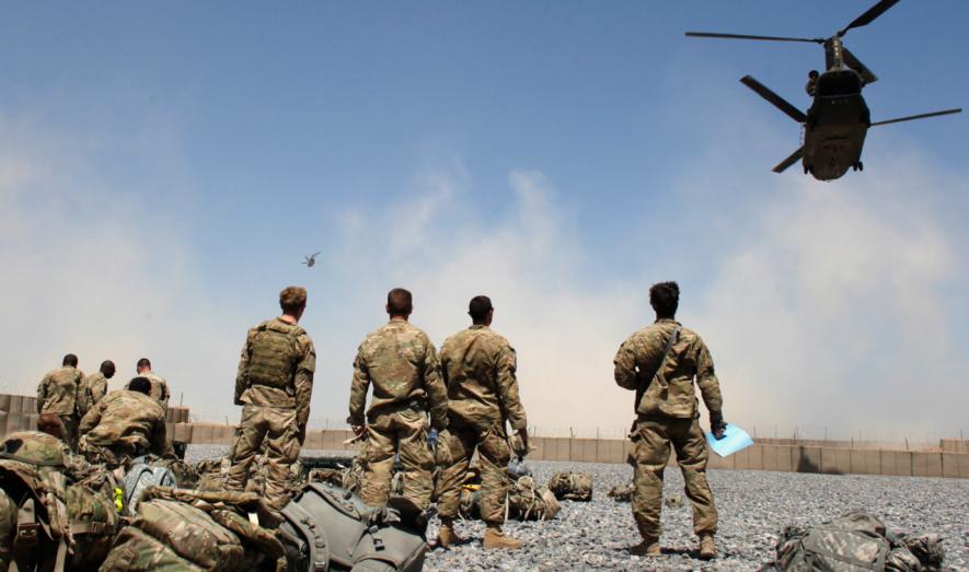 US Afghanistan.