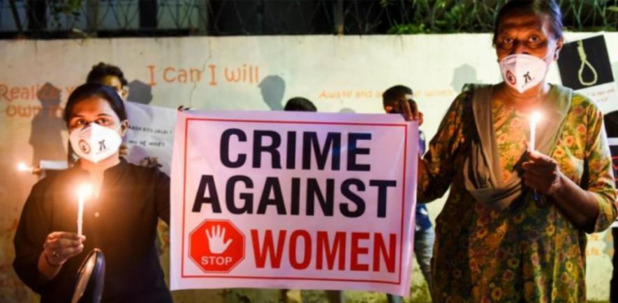 crime against women.